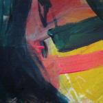 Acrymalerei
